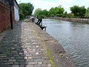 This is Wigan Pier!