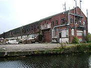 Industrial decline at Burnley