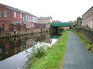Danes House bridge (Bridge 131A) at Burnley