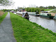 Marina at Barnoldswick