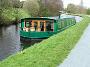 A not so narrow boat