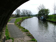 View from under Blakey bridge