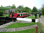 Bank Newton lock (No.37)