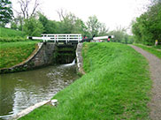 Bank Newton lock (No.39)