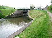 Bank Newton Locks, Top lock (No.41)