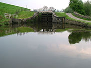 Greenberfield Locks, Bottom lock (No.42)