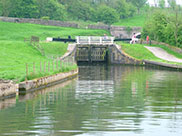 Greenberfield lock (No.43)