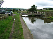 Brunthwaite swing bridge (Bridge 192)