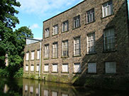 Old canalside industry