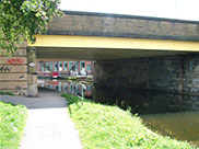 Harrogate Road bridge (Bridge 214A)