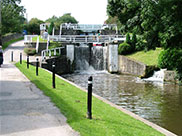 Dowley Gap 2 locks (No.21-20)