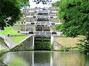 Bingley Five Rise locks (No.29-25)