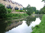New houses at Rodley
