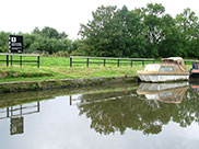 Heatons Bridge visitor moorings