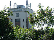 Paradox clock tower
