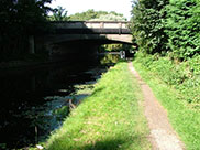 Pipe bridge and Dunning's bridge (Bridge 7A)