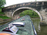 Joining the Leeds Liverpool Canal