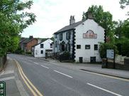 The Windmill Pub in Parbold