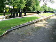 Top Lock, end of our walk