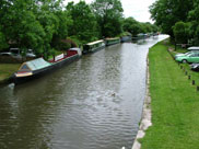 View from Parbold bridge (Bridge 37)