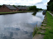 The canal at Ring O' Bells