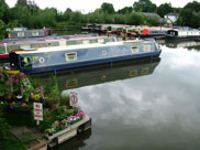 The marina at Rufford