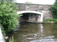 Highfield Road bridge (Bridge 100)