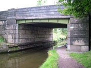 Finnington bridge (Bridge 91B)