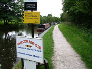 Wheelton boat club, private moorings