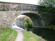Foxhill Bank bridge (Bridge 111)