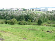 View towards Hyndburn