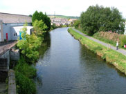 View from Rishton bridge (Bridge 108A)