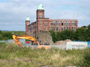 Looking back at Imperial Cotton Mill
