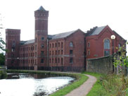Daisyfield Mill used by Granada TV and other businesses