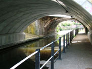 Under Eanam bridge (Bridge 103A)