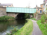 Manchester Road bridge (Bridge 130B)