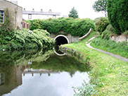 Gannow Tunnel in Burnley, 559 yards long