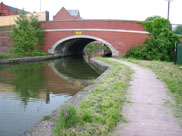 King Street bridge, the end of the Leeds & Liverpool Canal