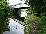 Unnamed railway bridge (Bridge 124AA)