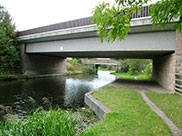 Shuttleworth bridge (Bridge 119A)