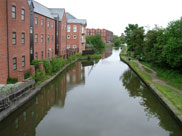 The Bridgewater Canal from King Street bridge