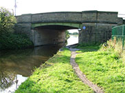 Pilkington bridge (Bridge 114C) at Clayton-Le-Moors