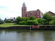 Trencherfield Mill at Wigan Pier